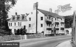 Anglesey Arms Hotel c.1960, Menai Bridge