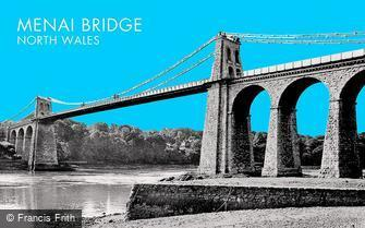 Menai Bridge, c1955
