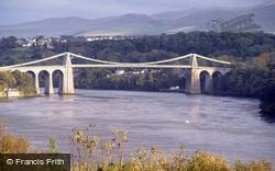 Menai Bridge, c.1985