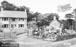 Menai Bridge, Jone's Ye Olde Tea Gardens c.1960