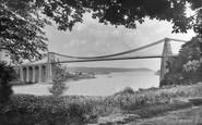 Example photo of Menai Bridge