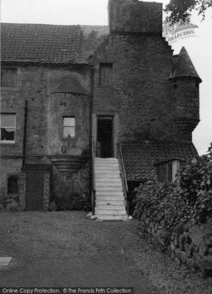 Photo of Menstrie, Castle 1953