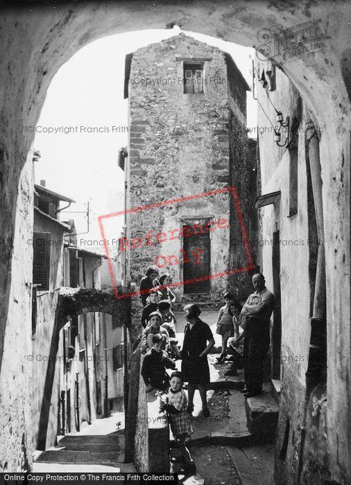 Photo of Menton, 1939