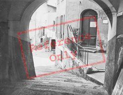 Old Town c.1939, Menton