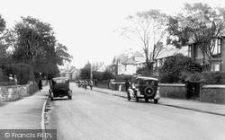 Meols, Birkenhead Road c.1940
