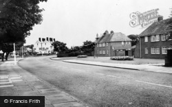 Meols, Birkenhead Road c.1965