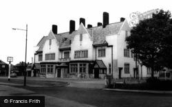 Meols, Railway Inn c.1965