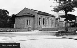 Meols, St Andrew's Church c.1965