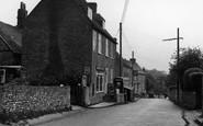 Meonstoke, Main Road c1955