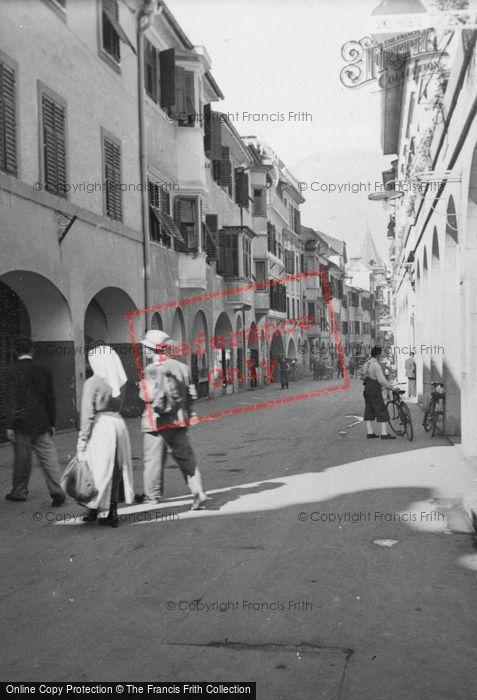 Photo of Merano, 1938