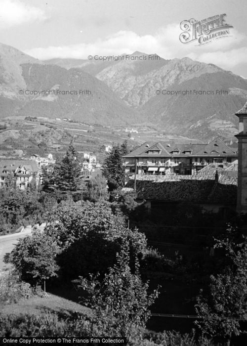 Photo of Merano, General View c.1938