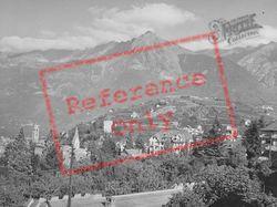 General View c.1938, Merano