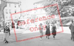 Market c.1938, Merano