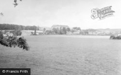 Mere, And Castle Hill 1958
