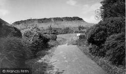 Mere, Castle Hill c.1955
