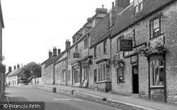 Mere, Castle Street c.1955