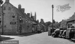 Mere, Church Street c.1955