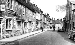 Mere, Salisbury Street c.1955