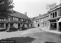 Mere, Talbot And Ship Hotels c.1955