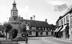 Mere, The Clock Tower c.1955