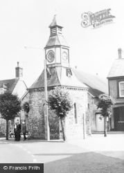 Mere, The Clock Tower c.1965
