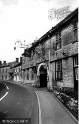 Mere, The Ship Inn c.1965