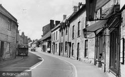 Mere, Wincanton Road c.1955