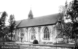 Merevale, St Mary's Church From South 1924