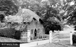 Merevale, The Lodge c.1960