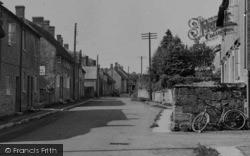 Lower Street c.1955, Merriott