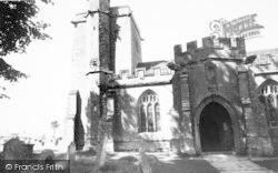 Parish Church c.1960, Merriott