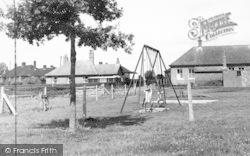 Recreation Ground c.1960, Merriott