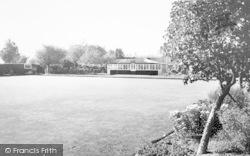 The Bowling Green c.1960, Merriott