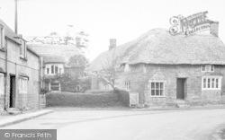 Townsend Corner c.1955, Merriott