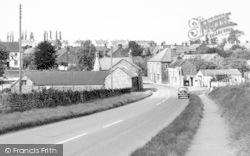 Village Approach c.1960, Merriott