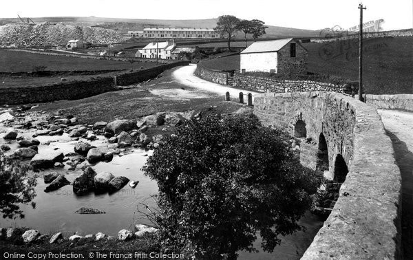 Merrivale, the Bridge 1910
