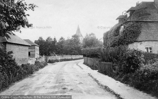 Photo of Merrow, 1906
