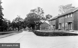 Bushey Hill Drive c.1960, Merrow