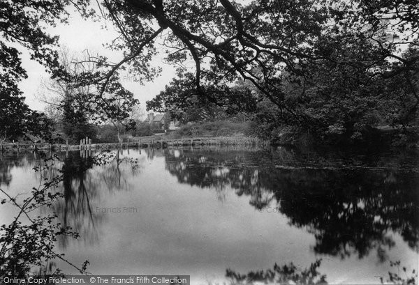 Merrow, Common, The Lake 1909