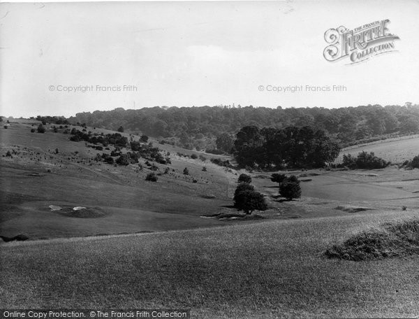 Merrow, Downs 1927