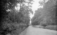 Merrow, Epsom Road 1927