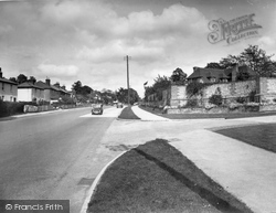 Merrow, Epsom Road 1936