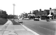 Merrow, Epsom Road c.1955