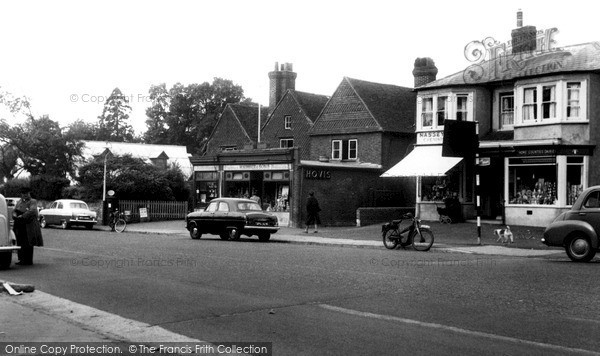 Merrow, Post Office c1955.  (Neg. M66022)  © Copyright The Francis Frith Collection 2008. http://www.francisfrith.com