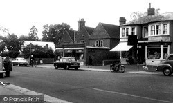 Merrow, Post Office c.1960