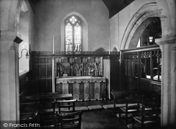 Merrow, St John's Church Chapel 1927