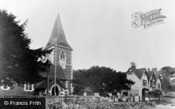 Merrow, The Church c.1955