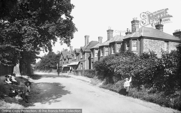 Photo of Merrow, The Village 1904