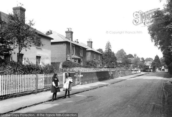 Merrow, The Village 1913