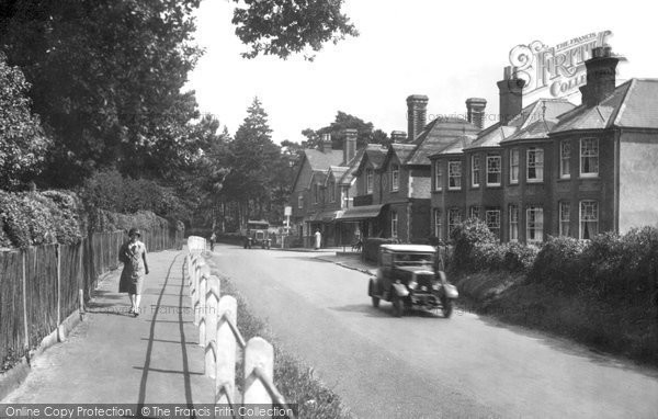 Photo of Merrow, The Village 1927